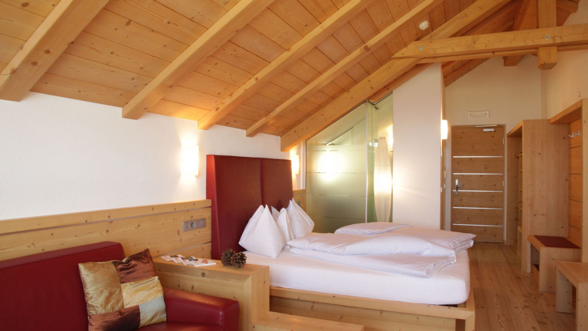 Image: Rooms in Alta Badia