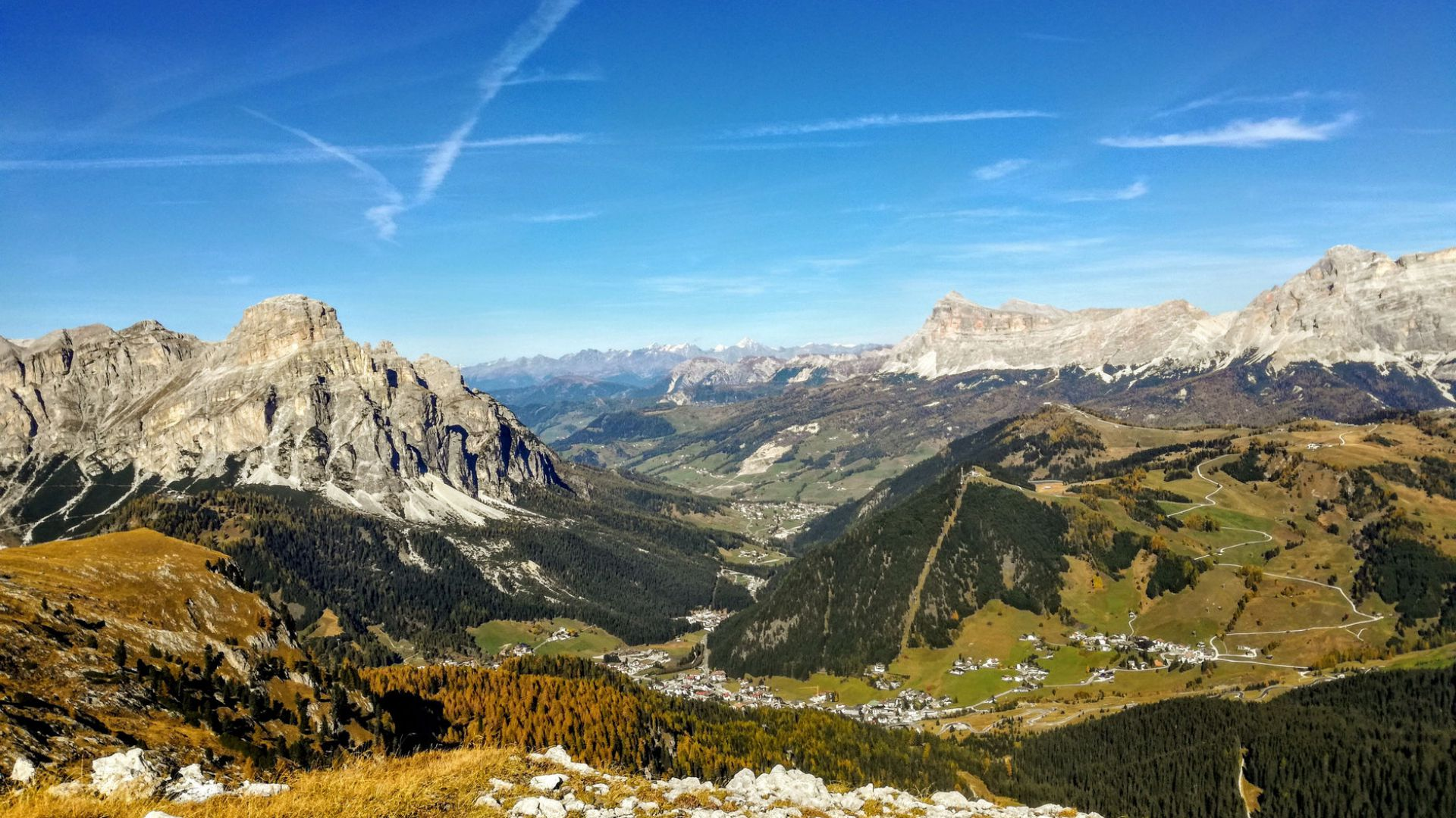Image: Hiking trail Pralongià – Passo Campolongo