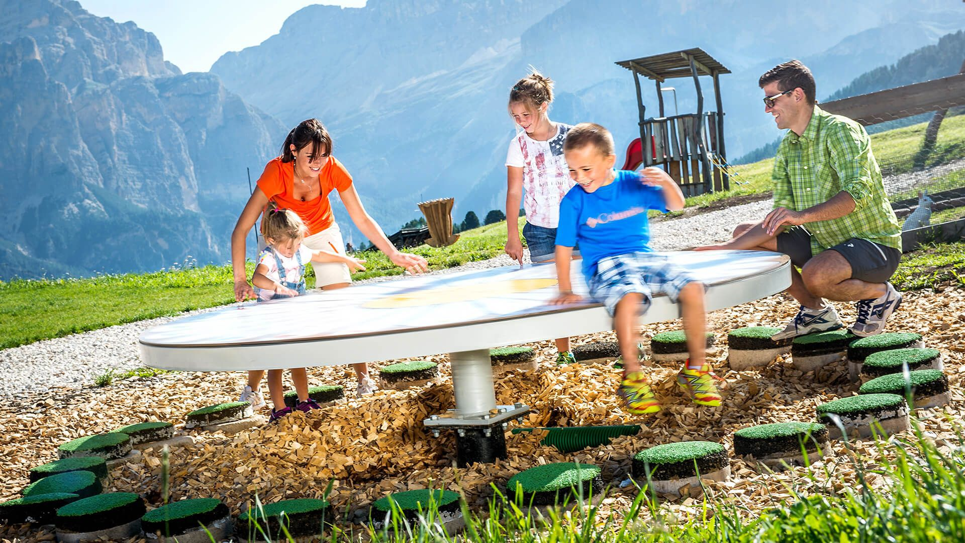 Bild: Alta Badia family-friendly
